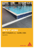 New Sika Flooring for Waterworld Hamilton