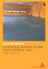 Flooring · Endeavour Primary School Multi-purpose Hall