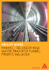Concrete Technology · Tunnelling · Selangor Raw Water Transfer Tunnel · Malaysia