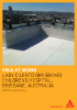 Roofing · Lady Cilento Childrens Hospital