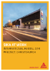 Sika Project Reference - International Rental Car Precinct Christchurch