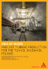 Concrete Technology · Waterproofing · Refurbishment · Tunnel in Gdansk · Poland